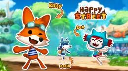 Заставка - Happy Street для Android