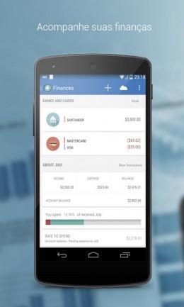 Информация - Personal Finances для Android