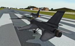 Взлетная полоса - F18 Carrier Landing II для Android