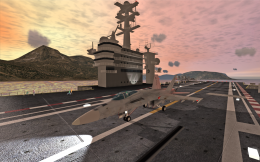 Авианосец - F18 Carrier Landing II для Android