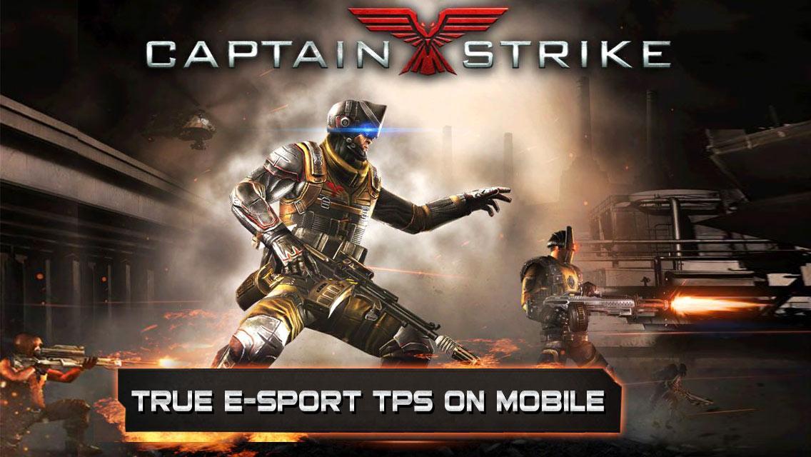 ЗаставкаCaptain Strike