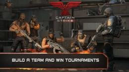 КомандаCaptain Strike
