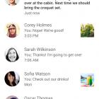 Messenger — клиент для работы с смс