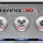 3D Tennis — симулятор тенниса