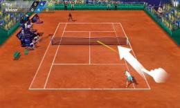 Корт - 3D Tennis для Android