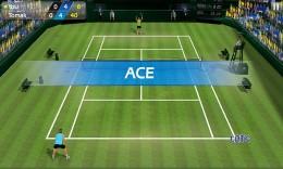 Эйс - 3D Tennis для Android