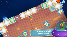 Уровень - Space Kitty Puzzle для Android
