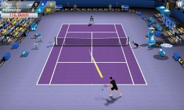 Игра - 3D Tennis для Android