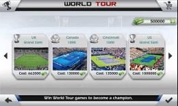 Чемпионаты - 3D Tennis для Android