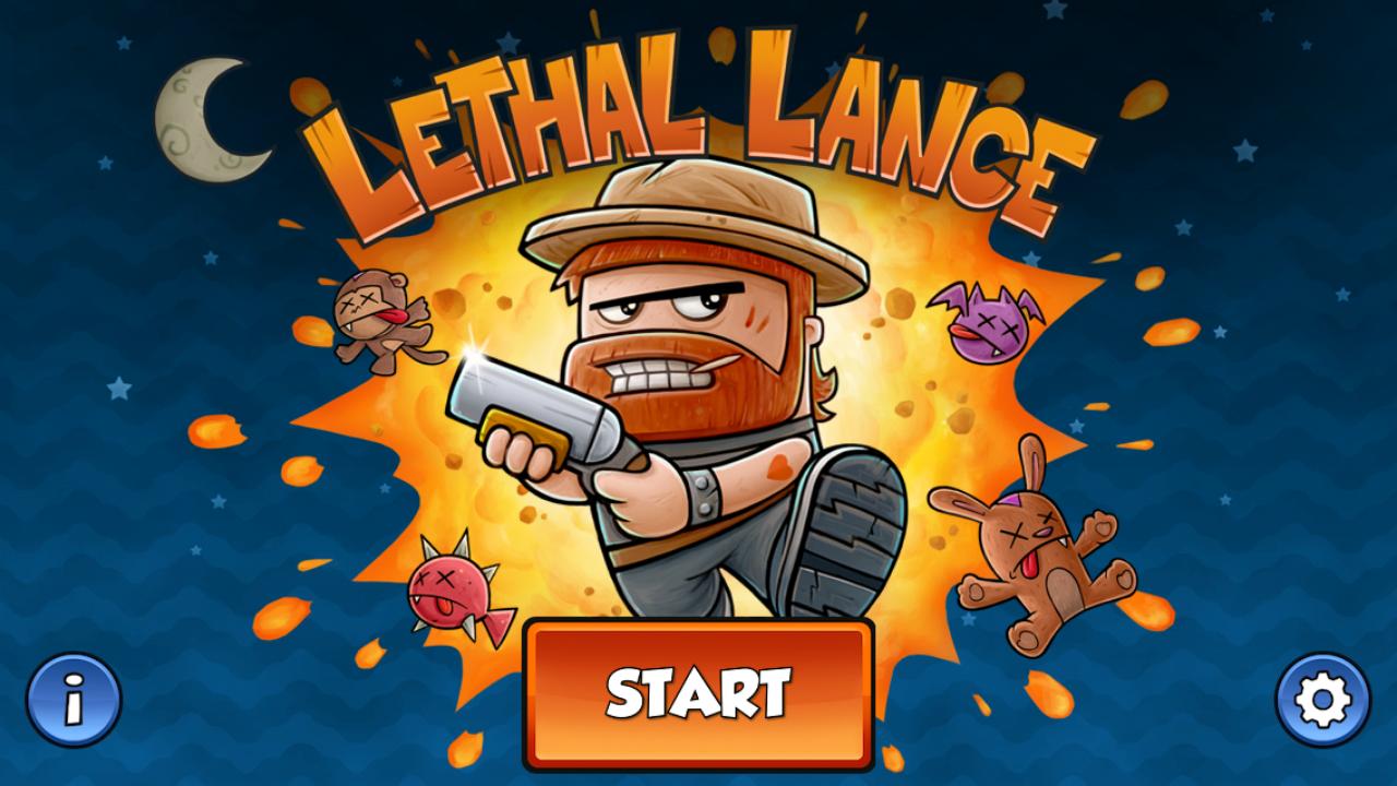 Меню - Lethal Lance для Android