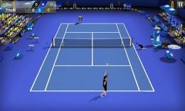 Геймплей - 3D Tennis для Android