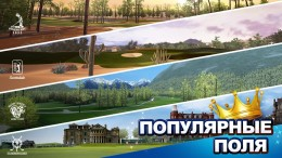 Поля - King of the Course Golf для Android
