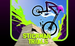 Заставка - Stickman Trials для Android