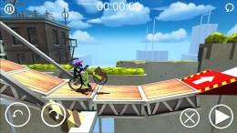 Геймплей - Stickman Trials для Android