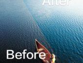 До и после - Photo Editor by Lidow для Android