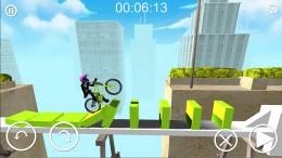 Езда - Stickman Trials для Android
