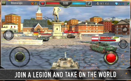 Гейплей - Iron Force для Android