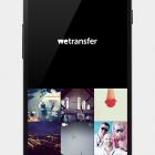 WeTransfer — передача мультимедиа