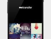 Лого - WeTransfer для Android
