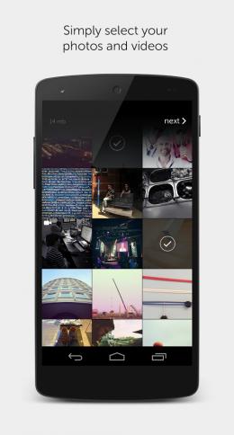 Изображения - WeTransfer для Android