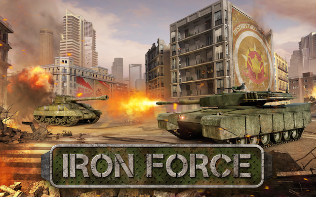 Заставка - Iron Force для Android