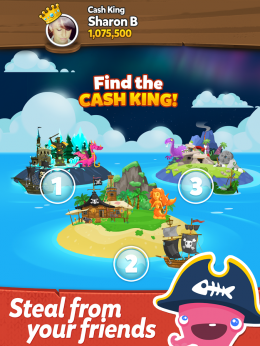 Уровни - Pirate Kings для Android