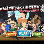 Меню - Amateur Surgeon 3 для Android