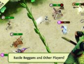 Геймплей - EPIC Battle for Moonhaven для Android