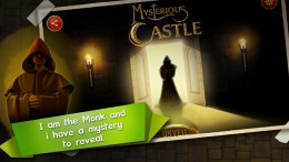 Заставка - Mysterious Castle — 3D Puzzle для Android