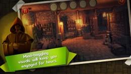 Подвал - Mysterious Castle — 3D Puzzle для Android