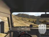 Вид из кабины - 4?4 Rally Trophy Expedition для Android