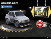Меню - Drift For Fun для Android