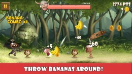 Бананы  - Barty Run для Android