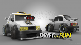Корч - Drift For Fun для Android