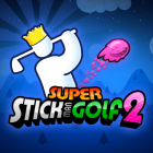 Super Stickman Golf 2 — аркадный гольф