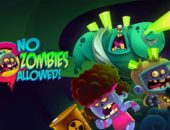 Зомби - No Zombies Allowed для Android