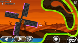 Геймплей - Super Stickman Golf 2 для Android