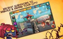 Геймплей - No Zombies Allowed для Android