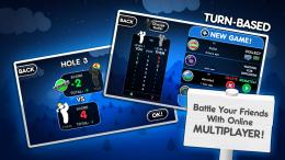 Мультиплеер - Super Stickman Golf 2 для Android