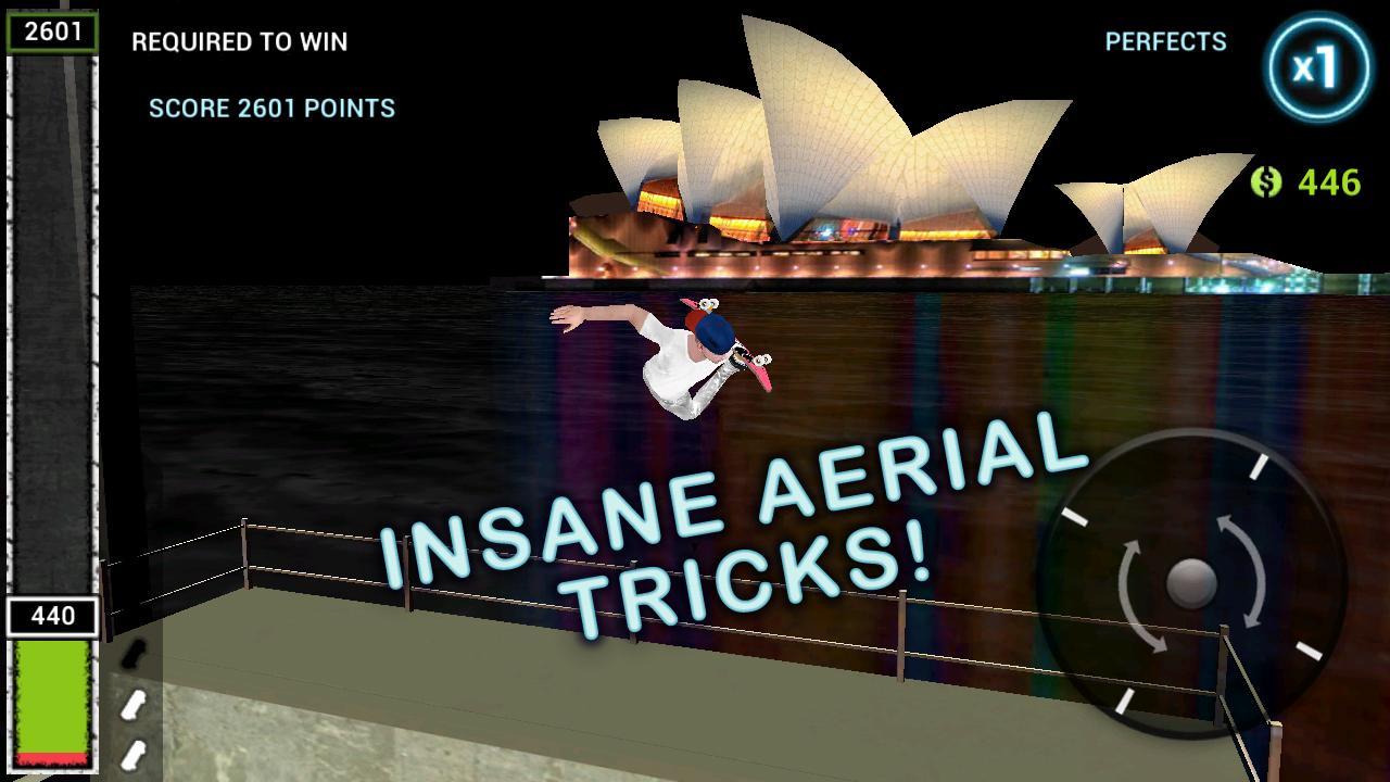 Трюк - Boardtastic Skateboarding 2 для Android