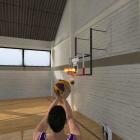 Real Basketball — броски в корзину