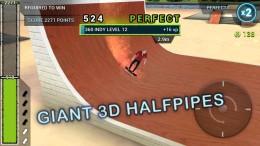 Геймплей - Boardtastic Skateboarding 2 для Android