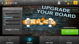 Апгрейд - Boardtastic Skateboarding 2 для Android