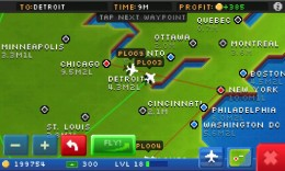 Карта - Pocket Planes для Android
