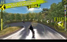 Гонка - Downhill Xtreme для Android