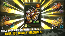 Танк - Base Busters для Android