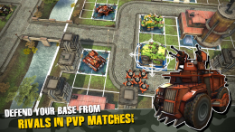 Локаци - Base Busters для Android