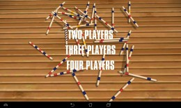 Меню - Pickup sticks Mikado для Android