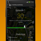 The Walk: Fitness Tracker Game — подсчет шагов