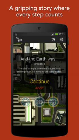 Описание - The Walk: Fitness Tracker Game для Android